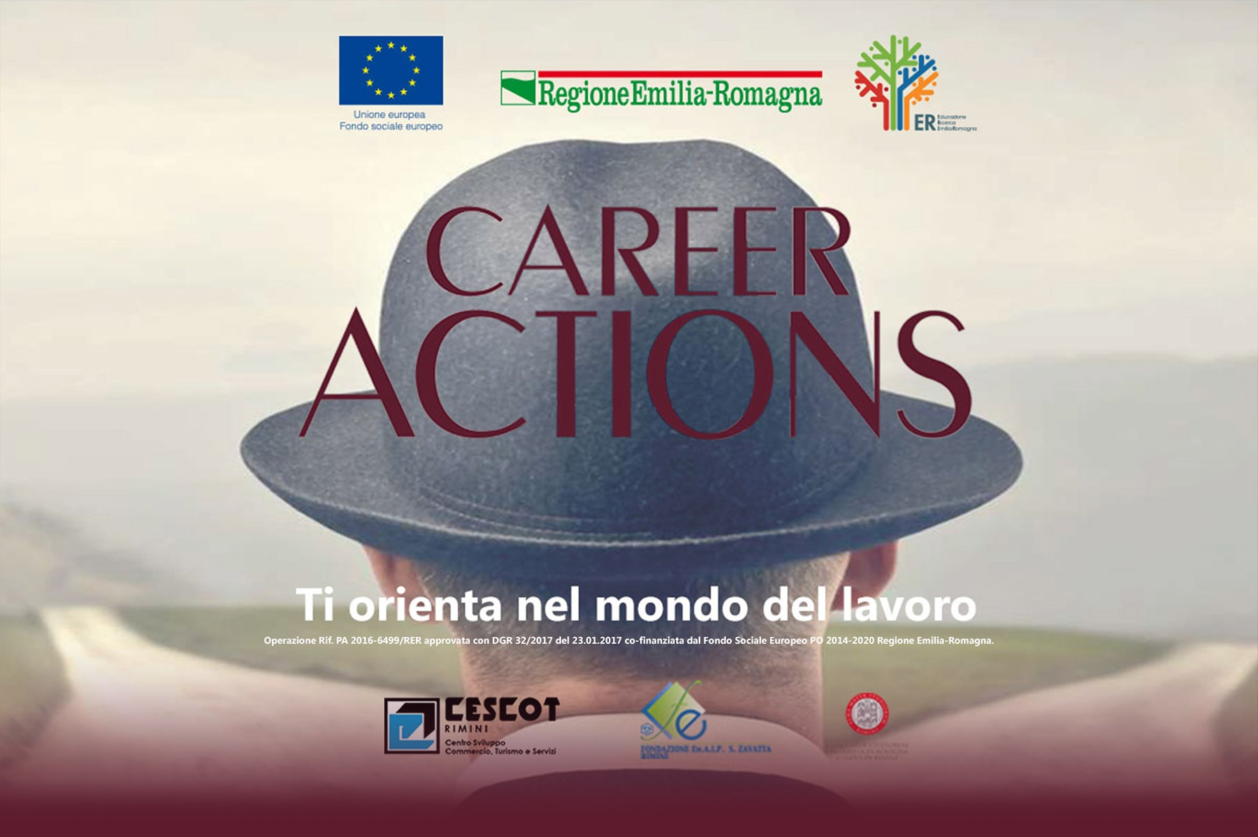 CAREER ACTIONS